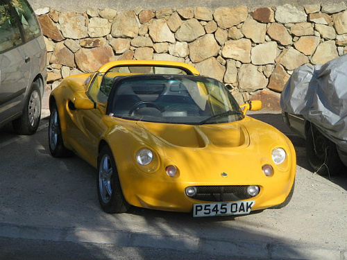 Recent Lotus Elise S1 Sports Car Sportscar2