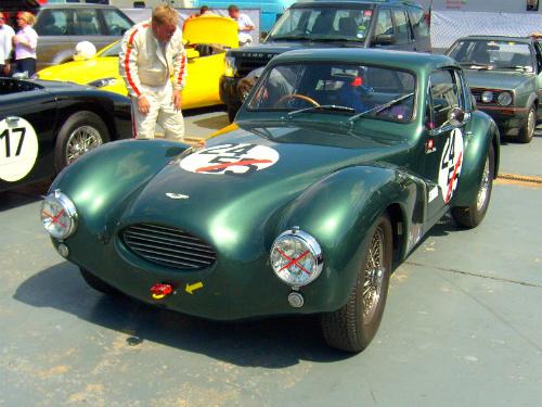Aston Martin Db3 Sports Car Sportscar2